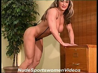 Monique Jones Bodybuilder Nude Pics Hot Girls Wallpaper